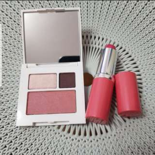 Clinique Eye Shadow and Lipstick Bundle