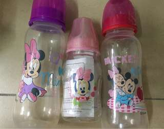 Minnie baby bottle