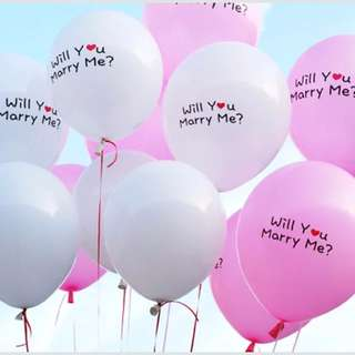LED Light Balloon - For Proposals Or Birthdays!!
