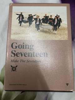 [WTS] Seventeen - Going Seventeen