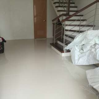 4BR Semi furnished house for rent