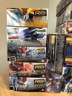 Gundam limited promotion