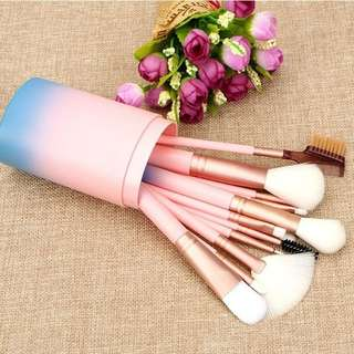 Ombre Makeup Brush 12pcs