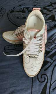 D-SQUARED 1964 Brogue Style Sneakers