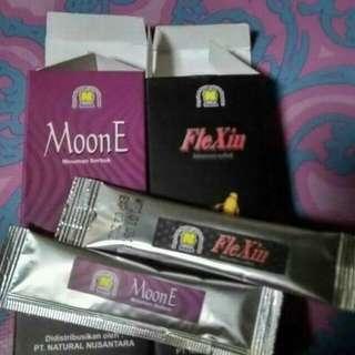 Flexin dan moone