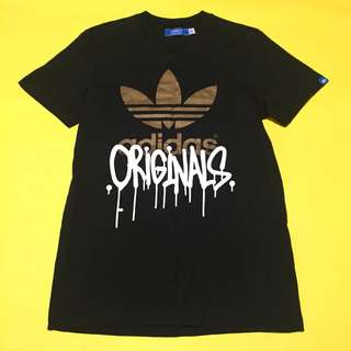 Adidas Originals Black Tee