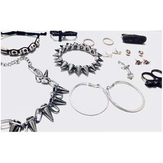 3 / $10 Jewelry ( Rings, Necklaces, Chains, Earrings, Bracelets)