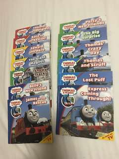 Thomas & Friends little books (refer to image for title)