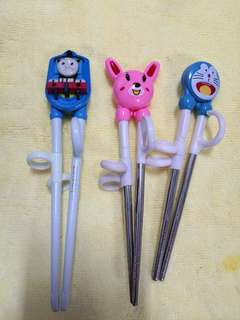 Chopsticks learning