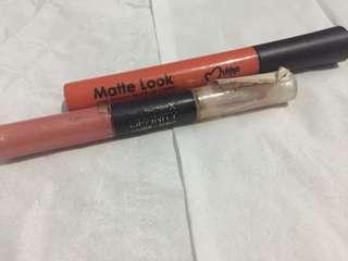 Lipstick dan Lipgloss Max Factor X Free Lipstick Mukka