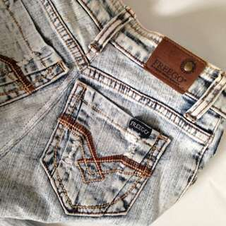 Freego ripped jeans