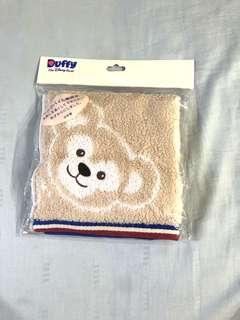 EXCLUSIVE Disneysea Japan - Duffy & Stella Hand Towel (Red Strip)