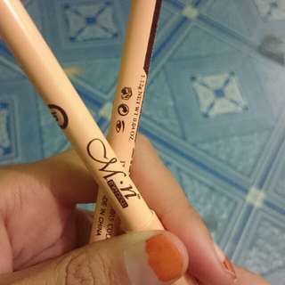 Eyelener and concealer pencil