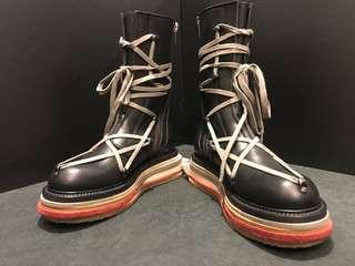 Rick Owens 18SS Boot