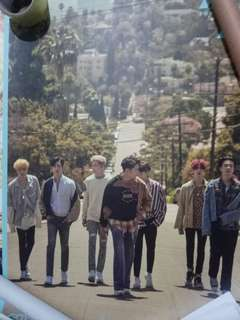 Got7 7for7 official poster