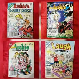 Archie Double Digest
