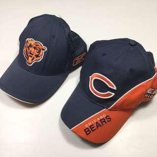 Buy 1 item, Get 1 item FREE - NFL Chicago Bears Hat Set