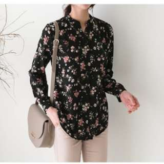 Can Mart Floral Top Canmart