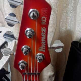 Ibanez RDGR bass五弦貝斯