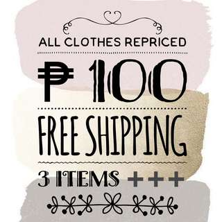 BIG SALE - 👚 TOPS AND DRESSES 👗 - FREE SHIPPING