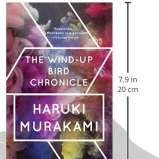 The Wind-Up Bird Chronicle: A Novel  Price at $10.94