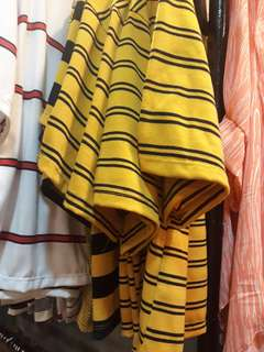 SemiCropped Striped shirts