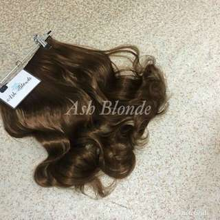 Hair Extensions (Bleached Colors)