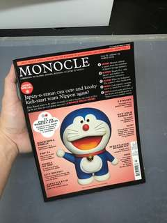 MONOCLE MAGAZINE / MAJALAH