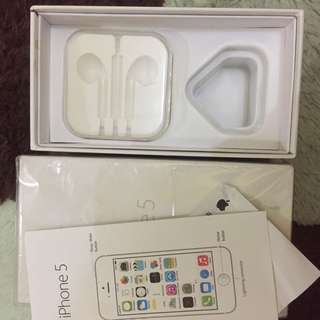 BOX iphone 5