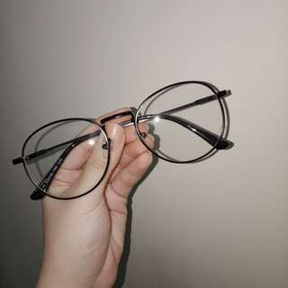 Fake spectacles