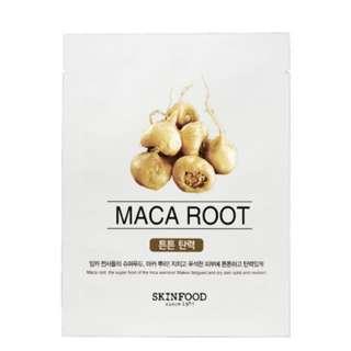 😴 Skinfood Maca Root Mask (Qty: 7)