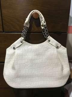 SALE!! Original Ssamzie White Bag