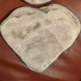 🚚 天然奇石 愛心 台東 奇形石 奇型石 雅石 像形石 -2