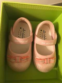 Dr Kong pink bb shoes size 19