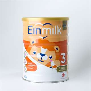 EIN MILK stage 3 2 Tins ( 800 GM ) each for sale
