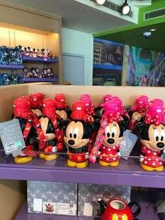 Minnie mouse botol minum ori disneyland
