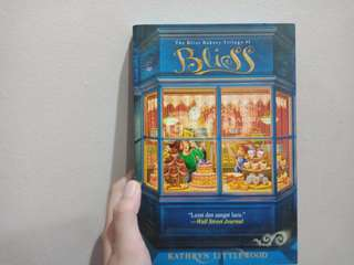 Novel - Bliss (the bliss bakery trilogy #1)