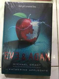 Eve & Adam hardcover
