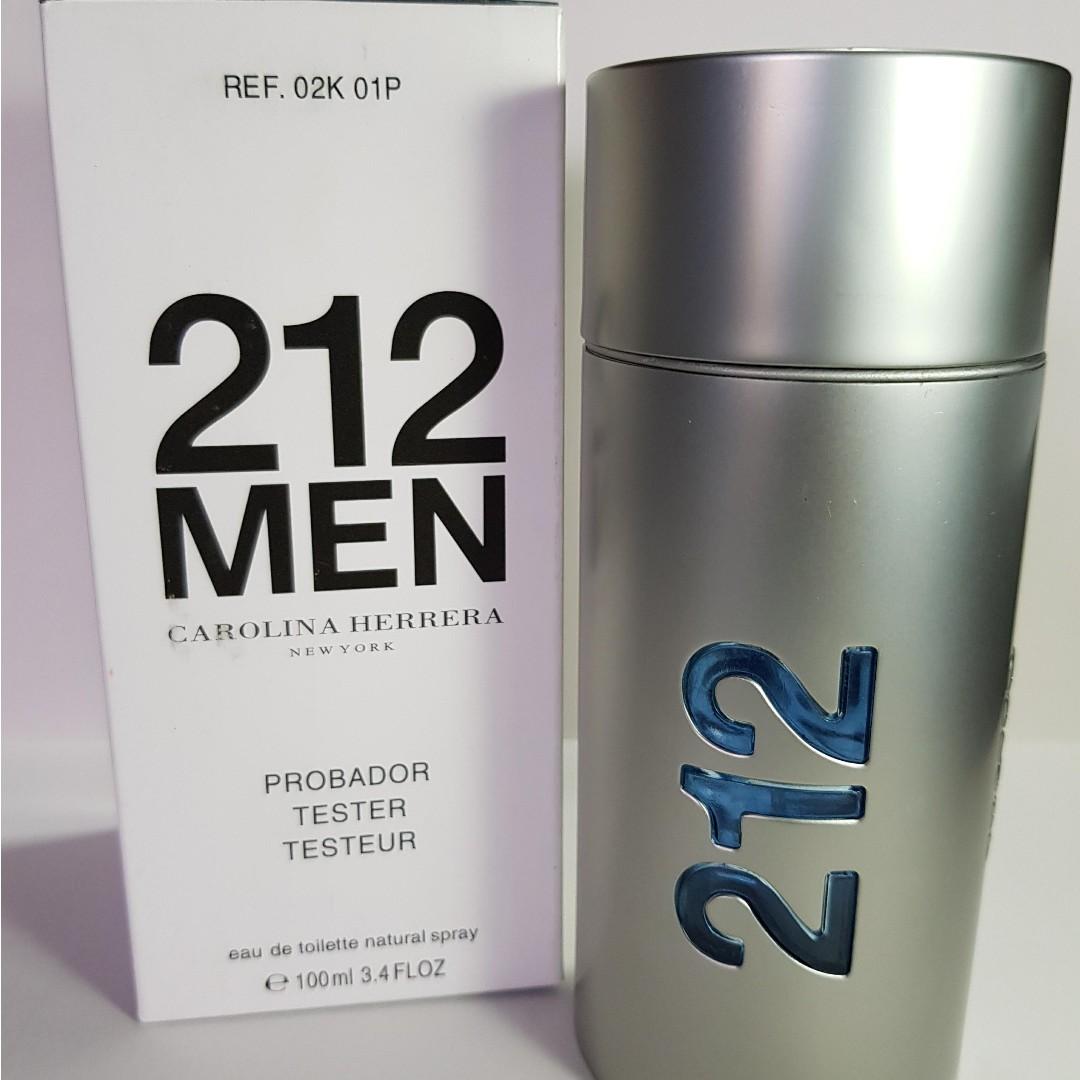 212 Men Carolina Herrera