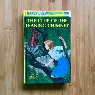 Nancy Drew: The Clue of the Leaning Chimney