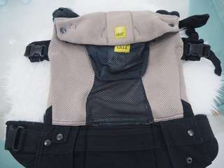 Lillebaby Complete Airflow Carrier Grey Silver
