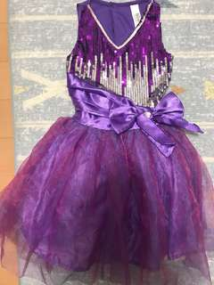 Princess Dress purple - japan