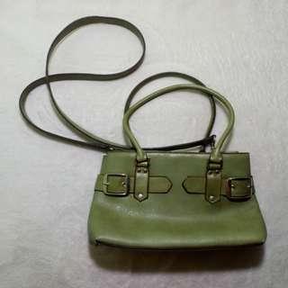 Aldo hand bag with sling