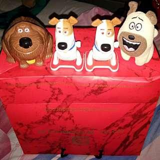 Mainan mcd dogs