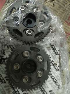 Works cam pulley k series