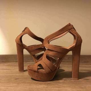 H&M Cage Heels