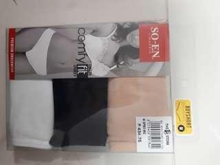 SO-EN Boyshort Underwear