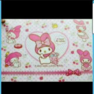 In Stock My Melody Gift Wrapping Paper In Different Designs  74 × 53cm