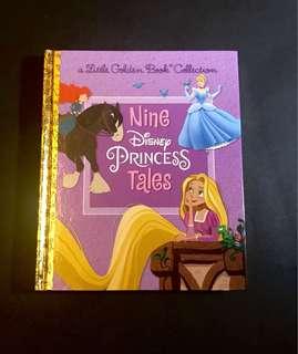 Nine Disney Princess Tales