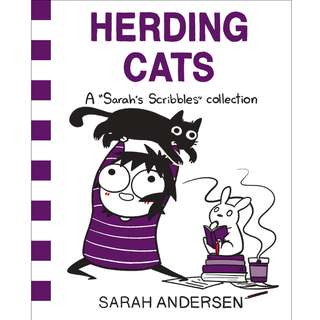 Herding Cats (Sarah Scribbles #3) by Sarah Andersen (EBook Graphic Novel)